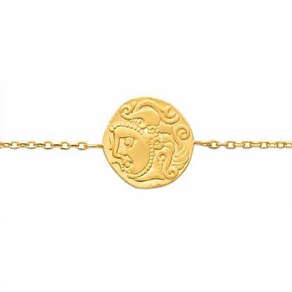 Bracelet Margaux | les caprices de Jeannettes à Nantes plaqué Or 18 carats